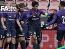 Midtjylland U19 3:1 Manchester United U19