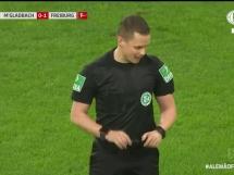 Borussia Monchengladbach 1:1 Freiburg