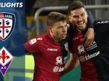 Cagliari 2:1 Fiorentina