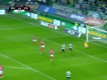 Sporting Lizbona 1:0 Santa Clara
