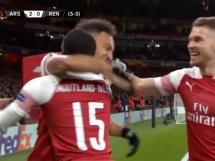 Arsenal Londyn 3:0 Stade Rennes