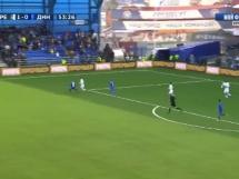 Orenburg 1:0 Dynamo Moskwa