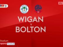 Wigan Athletic 5:2 Bolton