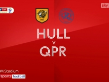 Hull City 2:2 Queens Park Rangers