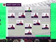 West Ham United 4:3 Huddersfield
