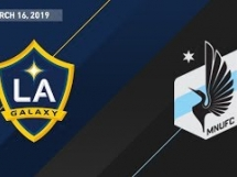 Los Angeles Galaxy 3:2 Minnesota United