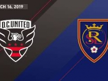 DC United 5:0 Real Salt Lake