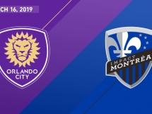 Orlando City 3:1 Montreal Impact