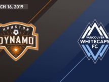Houston Dynamo 3:2 Vancouver Whitecaps