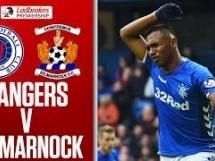 Rangers 1:1 Kilmarnock