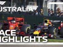 Grand Prix Australii : wyścig -