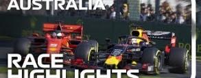 Grand Prix Australii - wyścig -