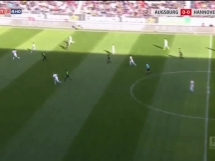 Augsburg 3:1 Hannover 96