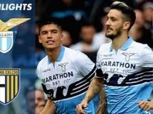 Lazio Rzym 4:1 Parma