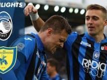 Atalanta 1:1 Chievo Verona
