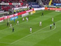 Eintracht Frankfurt 1:0 FC Nurnberg