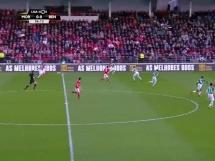 Moreirense 0:4 Benfica Lizbona