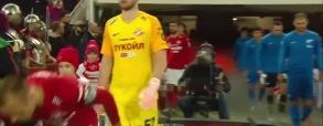 Spartak Moskwa - Zenit St. Petersburg