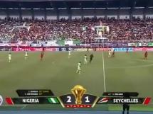 Nigeria 3:1 Seszele