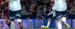 Argentyna 1:3 Wenezuela