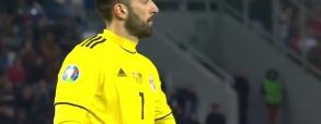 Gruzja 0:2 Szwajcaria