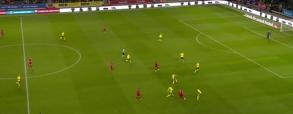 Szwecja 2:1 Rumunia
