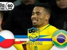 Czechy 1:3 Brazylia