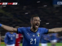 Włochy 6:0 Liechtenstein