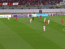 Malta 0:2 Hiszpania