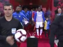 Honduras 0:0 Ekwador