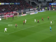 Stade Rennes 0:1 Olympique Lyon