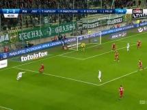Lechia Gdańsk 2:0 Piast Gliwice
