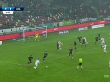 Górnik Zabrze 0:1 Cracovia Kraków