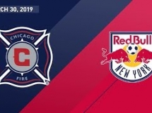 Chicago Fire 1:0 New York Red Bulls