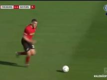 Freiburg 1:1 Bayern Monachium