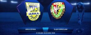 Arka Gdynia - Śląsk Wrocław