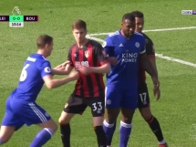 Leicester City 2:0 AFC Bournemouth