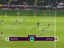 Burnley 2:0 Wolverhampton