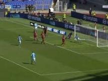 Cudowny gol Milika z AS Roma!