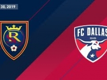 Real Salt Lake 2:4 FC Dallas