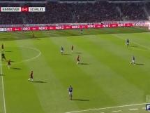 Hannover 96 0:1 Schalke 04