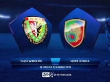 Śląsk Wrocław 0:0 Miedź Legnica