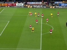 Wolverhampton 2:1 Manchester United