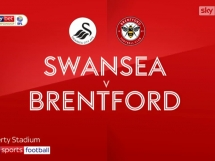 Swansea City 3:0 Brentford