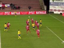Excelsior Mouscron 0:2 St. Gilloise