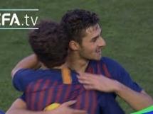 FC Barcelona U19 3:2 Olympique Lyon U19