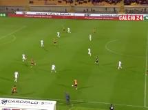 Lecce 3:1 Cosenza
