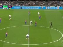 Tottenham Hotspur 2:0 Crystal Palace