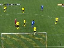 Andżi Machaczkała 1:1 Dynamo Moskwa
