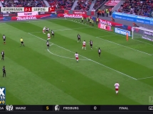 Bayer Leverkusen 2:4 RB Lipsk